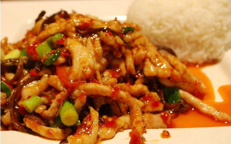 FOOD RECIPES - how to make garlic shrimp easy food recipes