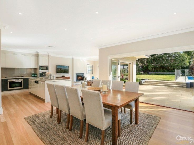 Lindfield, NSW Sales Agents - Charles Caravousanos and Michelle Placks Century 21 Cordeau Marshall Group (02) 8008 8521 #homeinspo #livingroom #dining