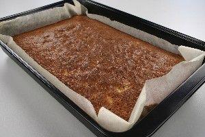 Banan kage (med chokolade stykker) med billede Endnu en opskrift fra Alletiders Kogebog blandt tusindevis opskrifter.