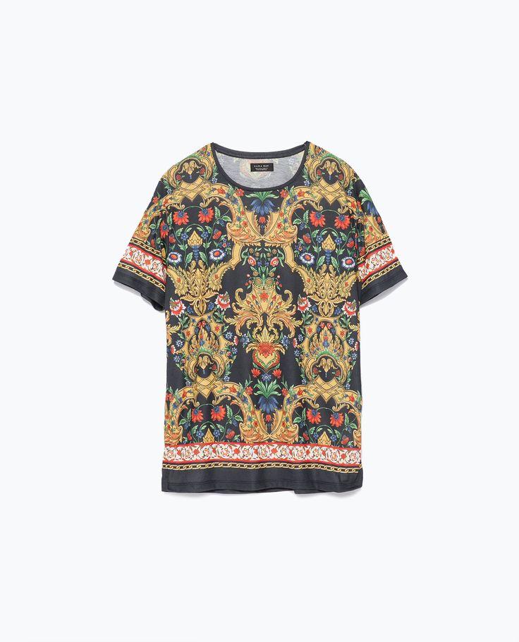 T-shirt morbida