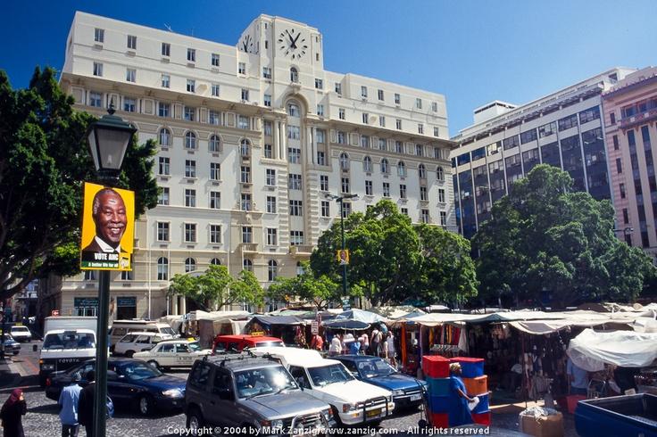 """Park Inn Greenmarket Square"" "", located in the city center. Cape Town."