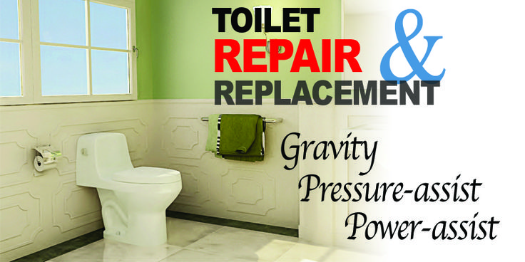 Toilet Repair Memphis information from Service Pros Inc.