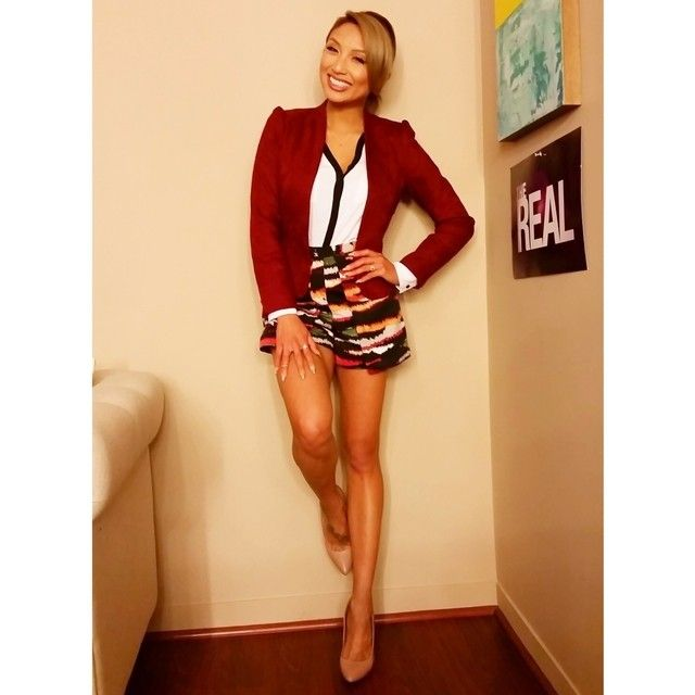Jeannie Mai @thejeanniemai Instagram photos | Websta (Webstagram)