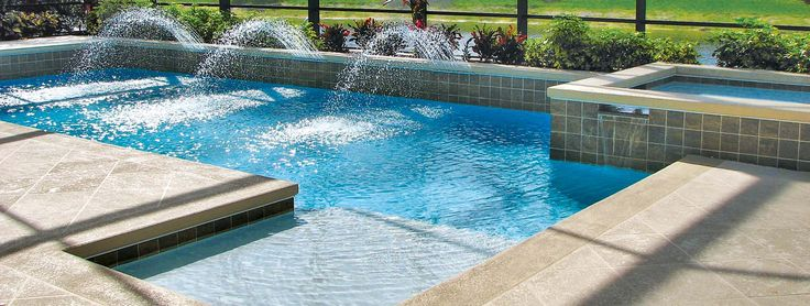 83 Best Gorgeous Pools Images On Pinterest Pool Builders