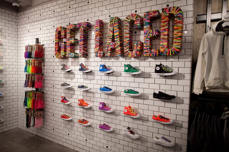 // Retail Brand Design - alexiamosby.com
