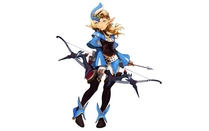 #DragonNest  | Media - Concept Art