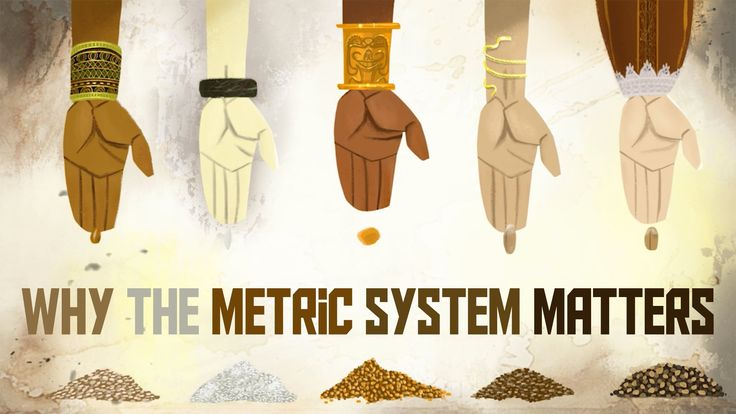 The History of the Metric System and Why It Matters