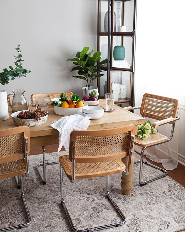 The Bretagne Table And The Mario Chairs Look Pretty Good Together Structube Mystructubestyle Grey Dining Tables Table Home Decor