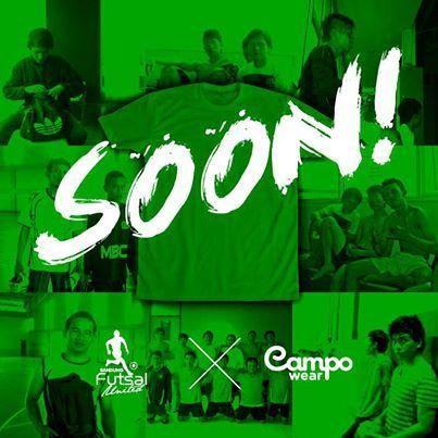 SOON! #BFUxCampo