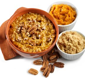 Recipes/Breakfast/Apple-Pie-Spiced-Oatmeal | Zone Diet | Home of Anti-Inflammatory Nutrition