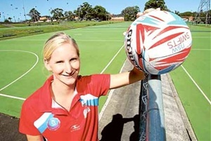 IN HER own words, new NSW Swifts' netball player junior April Letton is now living out her childhood dream.