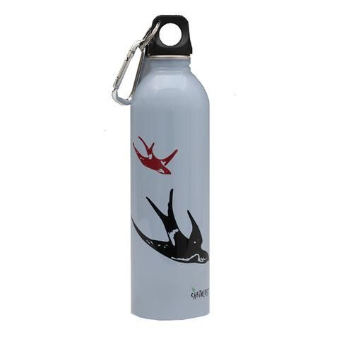 Stainless Steel Drink Bottle 600ml - Swallow