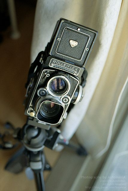 * My Rollei... | Flickr - Photo Sharing!