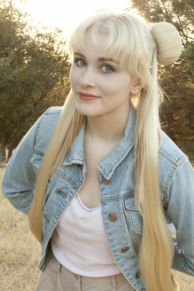 Casual Usagi Tsukino #3 by MissBunHead.deviantart.com on @deviantART