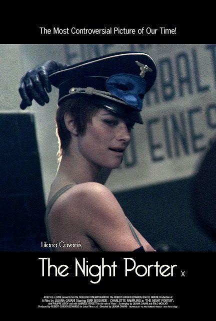 The night porter Il portiere di notte 1973 di Liliana Cavani con Dirk Bogarde, Charlotte Rampling, Philippe Leroy e Giuseppe Addobbati