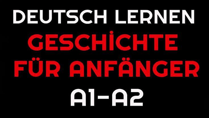 Geschichte für Anfänger #2   Deutsch lernen