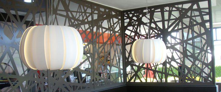 paravan metalic interior vopsit model predeal