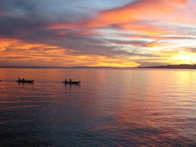 Leyte Sunset, Phillippines