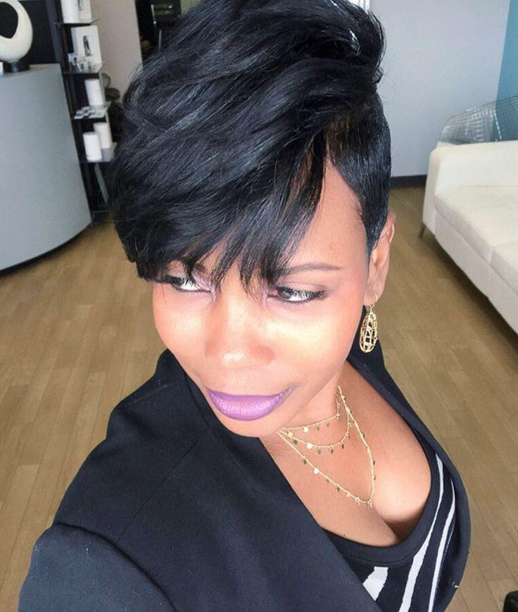 Black Hairstyles Pictures bob hairstyle Classy Cut Via Salonpk Ladies Hairstylesblack