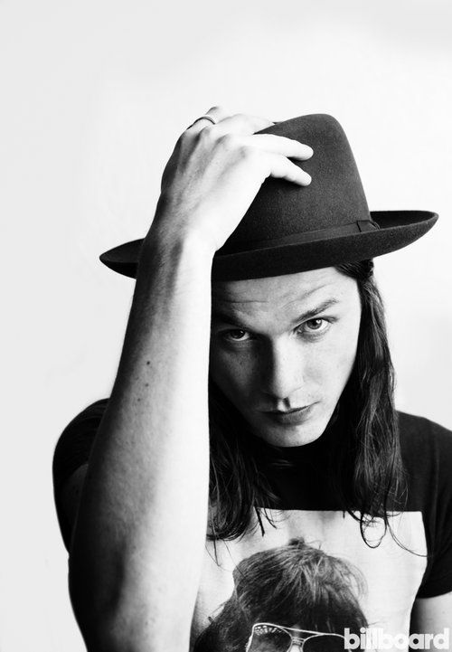 """I don't want to be bullshit modest, but I don't want to come across as arrogant either. I've got an opportunity,"" says James Bay of his U.S. tour, ""and I want to take it."""