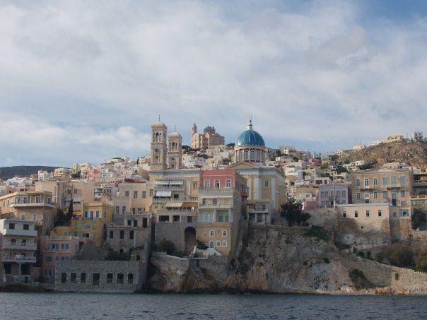 St. Nicolas, Hermoupolis