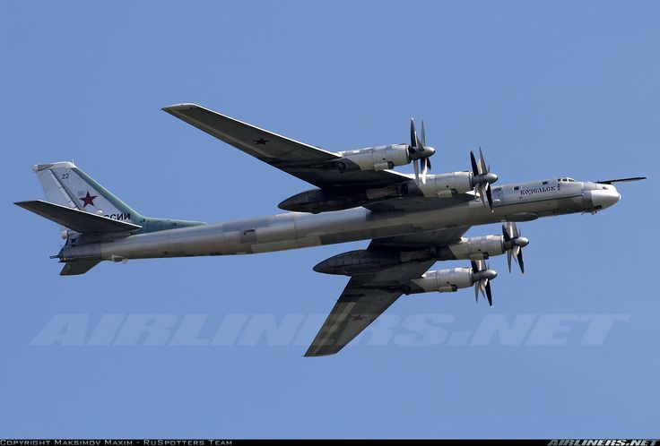Tupolev Tu-95MS - Russia - Air Force   Aviation Photo #2375946   Airliners.net