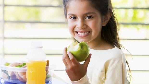 Lancheira: cardápio semanal para crianças a partir de 5 anos