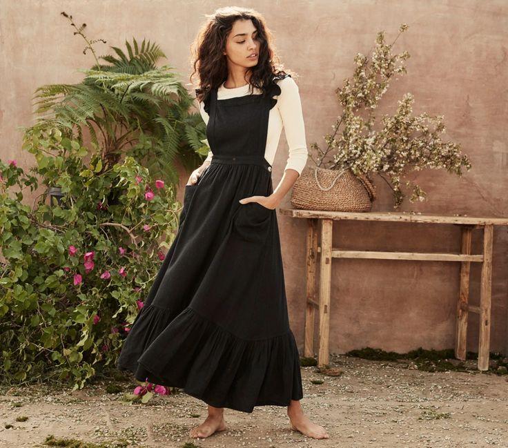 Rayane Bacha Spring/Summer 2019 Jumpsuit-Dress   Fashion