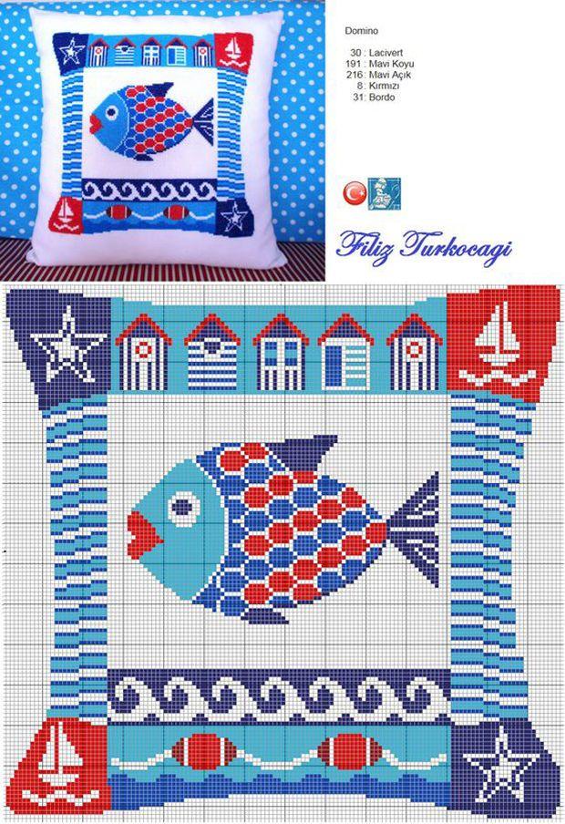 Вдохновляющая вышивка с турецкими мотивами от Filiz Turkocagi