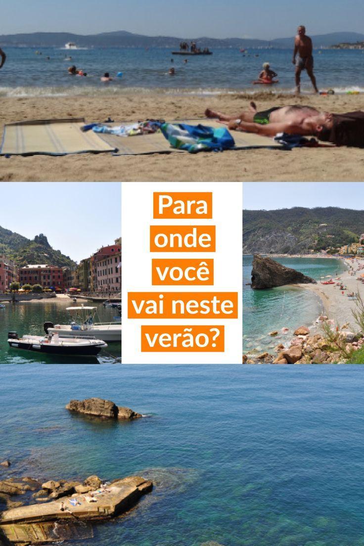 Dicas e sugestões para onde viajar e aproveitar o #verão na #Europa