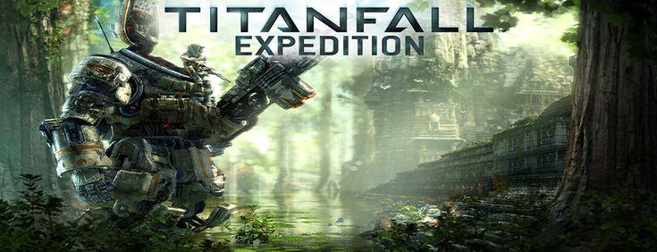 """Titanfall - Aperçu de la carte """"Jeux de guerre"""" (War Games) du DLC Expédition - http://no-pad.fr/?p=14717"""