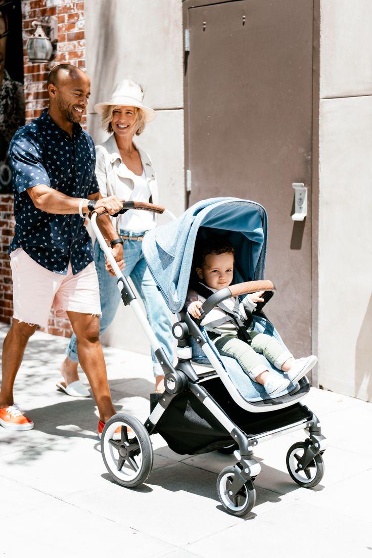Meet Bugaboo's lightest fullsize stroller todate! The