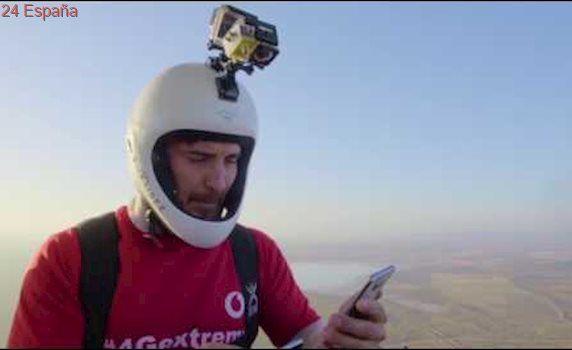 4G Extremo de Vodafone - Salto base