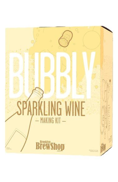Brooklyn Brew Shop Bubbly Sparkling Wine Making Kit available at #Nordstrom