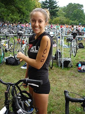 Triathlon training tips from fit bloggers
