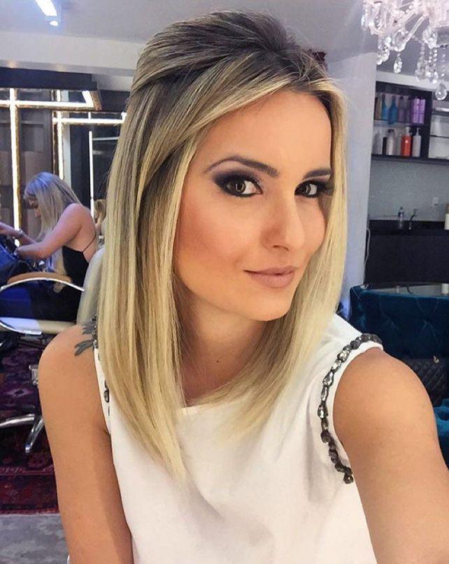 Frisuren Mittellanges Haar 2019 Frisuren In 2019