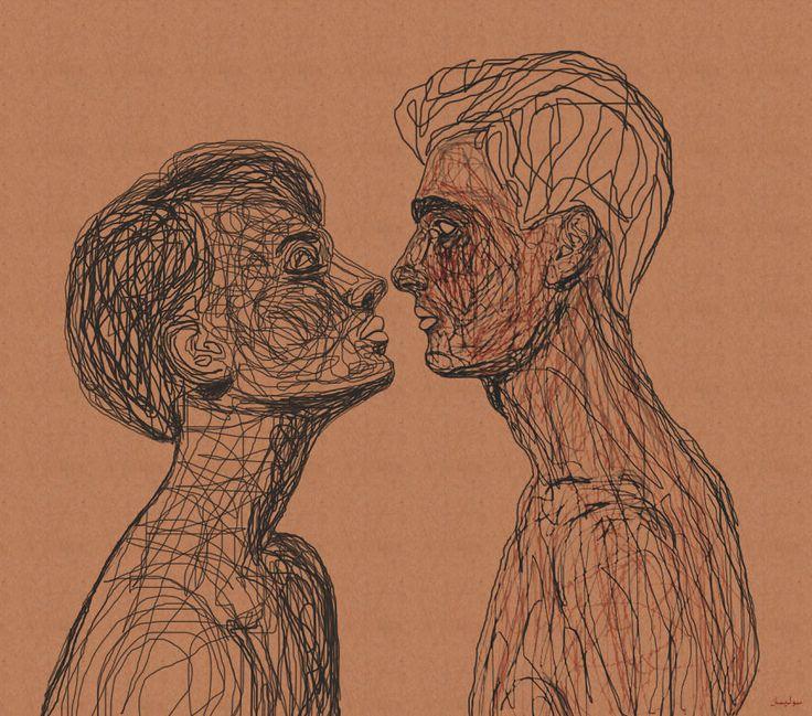 Sad Quotes About Depression: 25+ Best Ideas About Depression Artwork On Pinterest