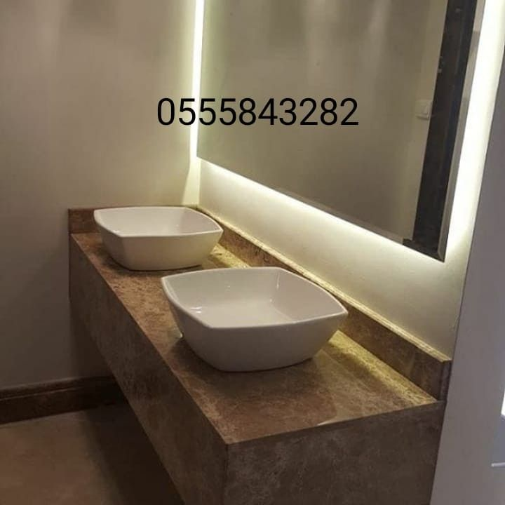 صور مغاسل رخام حمامات جديد Home Decor Decor Sink