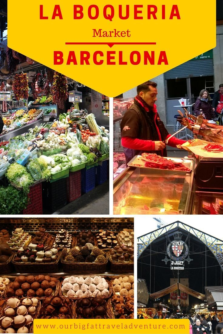 One of our favourite discoveries in Barcelona was La Boqueria Market, where we picked up some cheap, tasty food. Check out our snaps from La Boqueria.