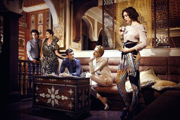 ''Jumeirah Zabeel Saray'' by Arketipo Design #Interior #Restaurant # palace