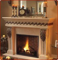 If you live in cold areas like Kashmir Ladakh and Shimla then you should have a Fireplaces at your home to keep it warm in heavy winters. #ElegantGranite have some beautiful #StoneFireplaces for you @ http://www.elegantgranites.com/natural-stone-fireplaces.html
