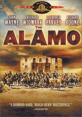 Alamo - The Alamo - 1960 - John Wayne