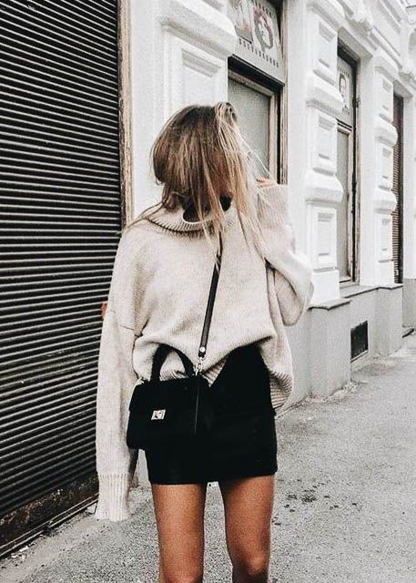 Beste Crossbody-Taschen / Streetfashion-Style #fashion #fashionfashion #streetstyle – Street-Style – stricken neue