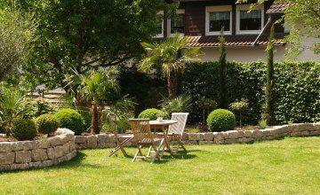 garten klein mediterran - google-suche | gartengestaltung, Garten und bauen