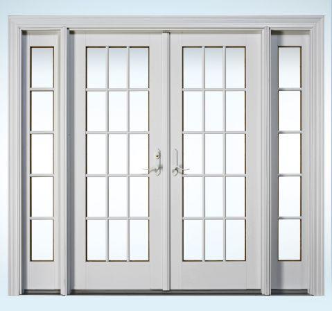 Patio Doors Tradition Plus Wood Swinging Energy Efficient Door Double Doors Exterior Jeld Wen Doors