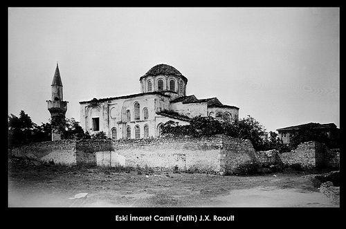 Eski İmaret Camii (Fatih) J.X. Raoult | by sunumer