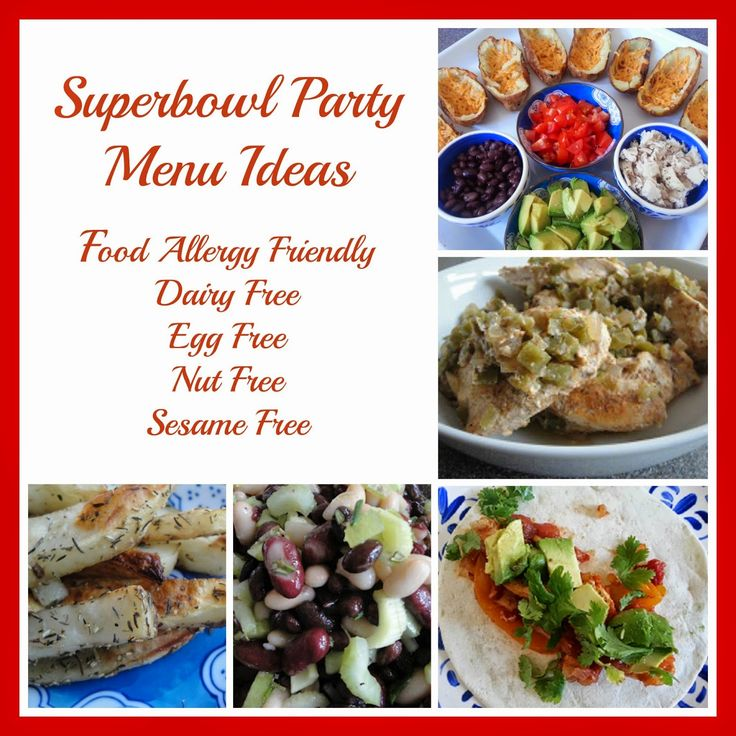 40 best food allergies super bowl recipes images on for Last minute party food