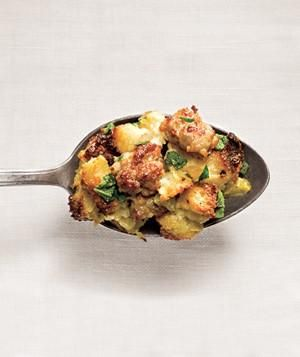 Sausage and Sage Stuffing recipe