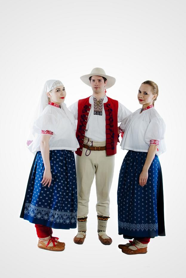 Tańce górali śląskich | LZA PROMNI