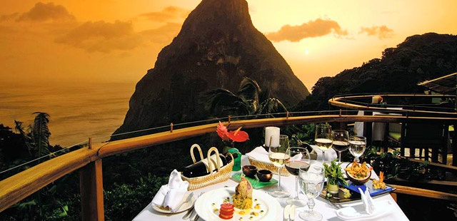 Reserve Ladera Resort Soufriere at Tablet Hotels St. Lucia